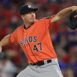 Chris Devenski: Houston Astros' bullpen