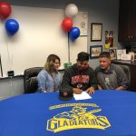 Congratulations to Julian Sotelo and his family on his commitment to Fresno State. Great job Julian!