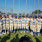 Seniors Graduate with The  2018 SGVL Baseball Championship