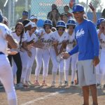 Gahr Clinches Lead In Fifth Inning To Defeat Downey
