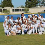 Varsity Softball goes 10-0 to win San Gabriel League