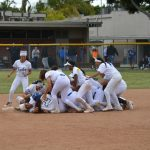 Huskey's Walk-Off Seals The Deal In Gahr Victory Over Santiago