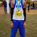 Kishan Patel 10th (3rd SS finisher) for Gahr's 1st state meet medal !