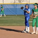 Gahr Varsity Softball Clinches Lead In Fifth Inning To Defeat Kennedy