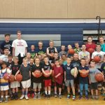 First youth boys basketball camp