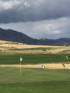 Boys State Golf Tournament