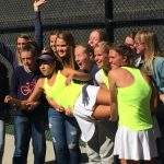 Congratulations to our Girls Tennis Team and Naya Tillitt!