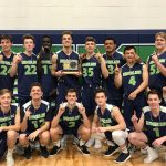 Ridgeline Boys Basketball Team are Region XI Champions!