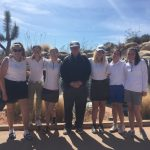 Girls Golf team plays great in St. George. Taking a 1st place and a 2nd place.