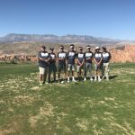 Ridgeline Boys Golf Takes 5th at State Tournament