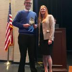 Nisbet Receives the HAWK Award