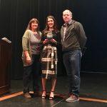 Meghan Kendrick is Awarded Citizen Athlete Award