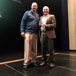 Ron Bachman Earns Above and Beyond Award