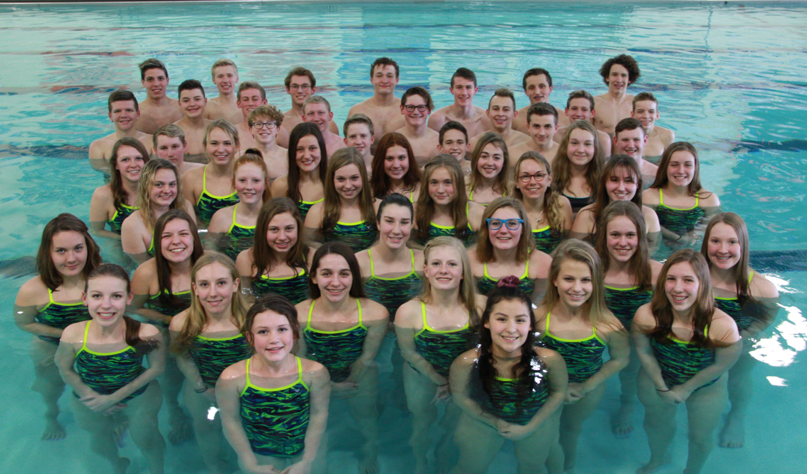Swim Team Has 4 State Placers @ State Meet!