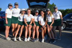 Girls Varsity Golf finishes 5th place at Lady Mountie Golf Invitational