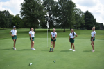 Lady Bulldogs set to compete in IHSAA Girls Golf Sectional