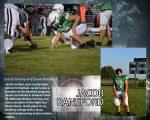 Senior Football Player - Jacob Ransford