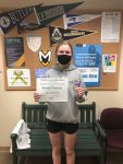 CC Junior Kendall Davison earns 1st Student Athlete of the Week for Winter Sports