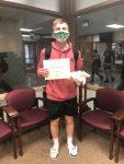 Bulldog Senior Pitcher Drew Hosteter earns Student-Athlete of the Week Honors