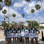Bulldog Cheerleaders place 4th at UCA's National High School Cheerleading Championships