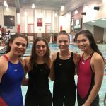 Girls Varsity Swimmers Shine at the 2019 Ohio State Swimming & Diving Championships