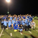 Boys Varsity Track finishes 1st place at Olentangy High School