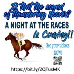 2nd Annual A Night at the Races being put on by OBAB – March 7