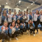 Congratulations and Good Luck to our Gymnastics Team