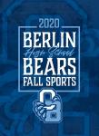 Berlin 2020 Fall Sports Media Guide