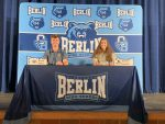 Fall Signing Day Student Athletes