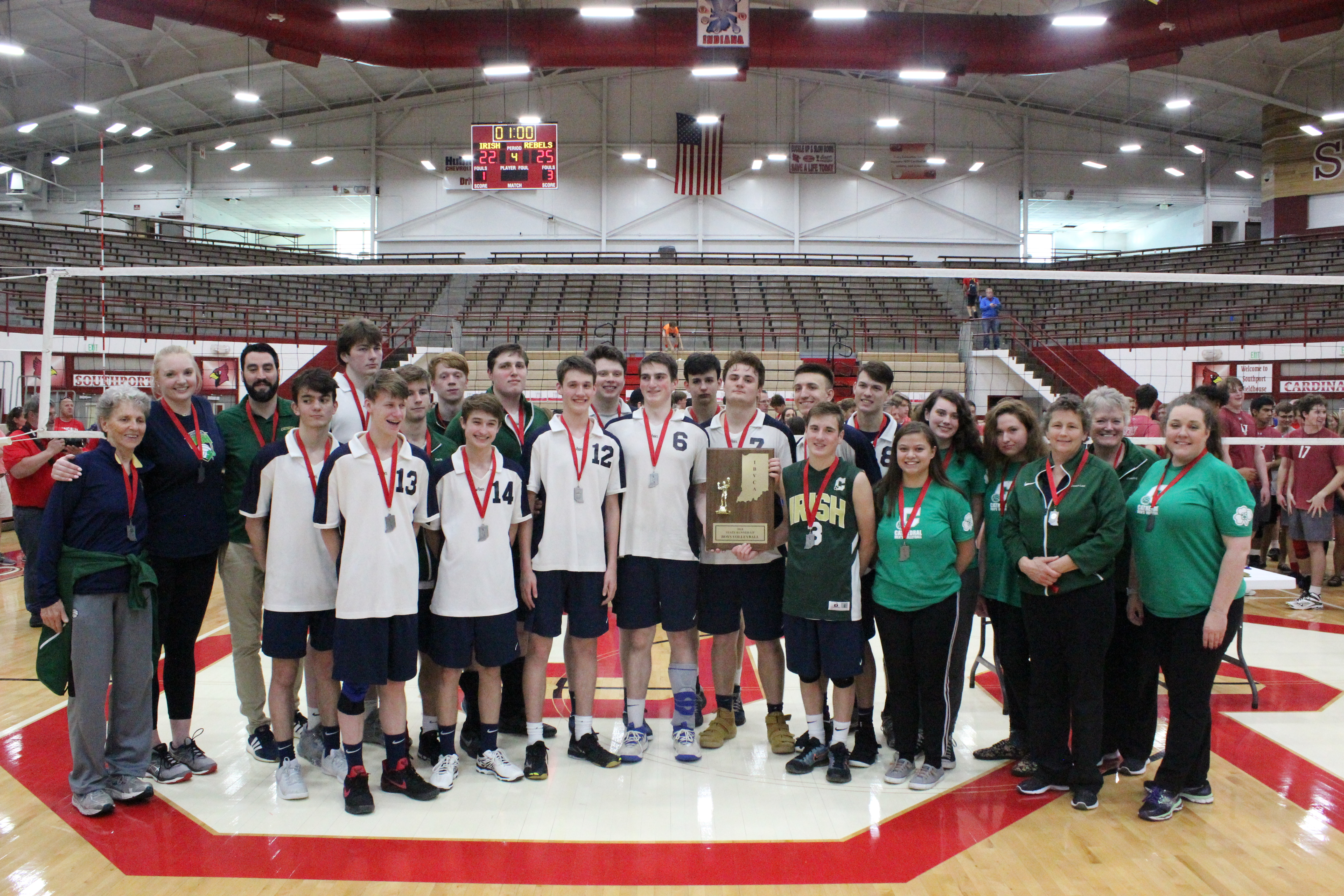 Boys Volleyball – Feature Story