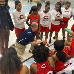 Girls Basketball defeats VASJ in a Conference Match-Up 74 – 24