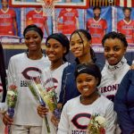 Girls Basketball defeats VASJ on Senior Night 70 – 32