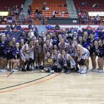 GBB vs. Labette County – 3rd place 4A State!