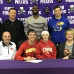 Senior Yoder Signs with Simpson College