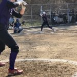 Girls Varsity Softball beats Bishop Ward 25 – 5