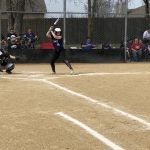 Girls Junior Varsity Softball beats Basehor-Linwood 13 – 0