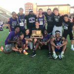 Piper Boys Track & Field State Runner-Up!!