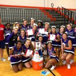 Piper Cheer Takes All At Camp!