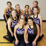Dance Team Excels at NDA Camp!