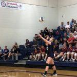 JV Volleyball falls to Eudora 26-24, 19-25, 9-15