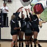 Varsity Volleyball vs Eudora