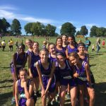 8th Grade Girls Cross Country WINS IT ALL!