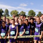 MS Cross Country Sends a Message