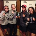 Lady Pirate Golf Team Captures Third at Basehor-Linwood