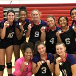 Pirate Sub-State Volleyball & State Golf Pairings