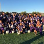 Undefeated 8th Grade Football Team