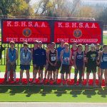 Pipers Owen Roellchen 4th Place at 4A State Cross Country