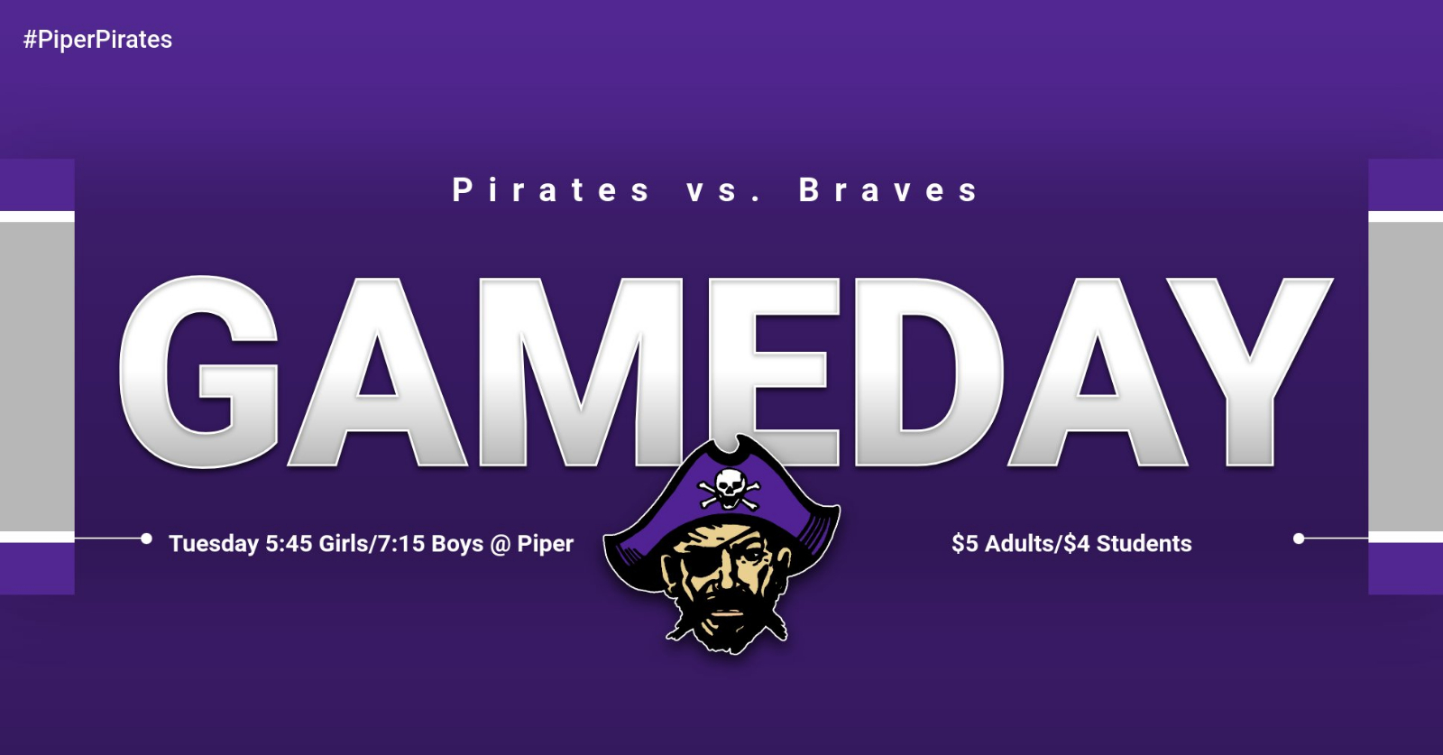Pirate Roundball Home Opener