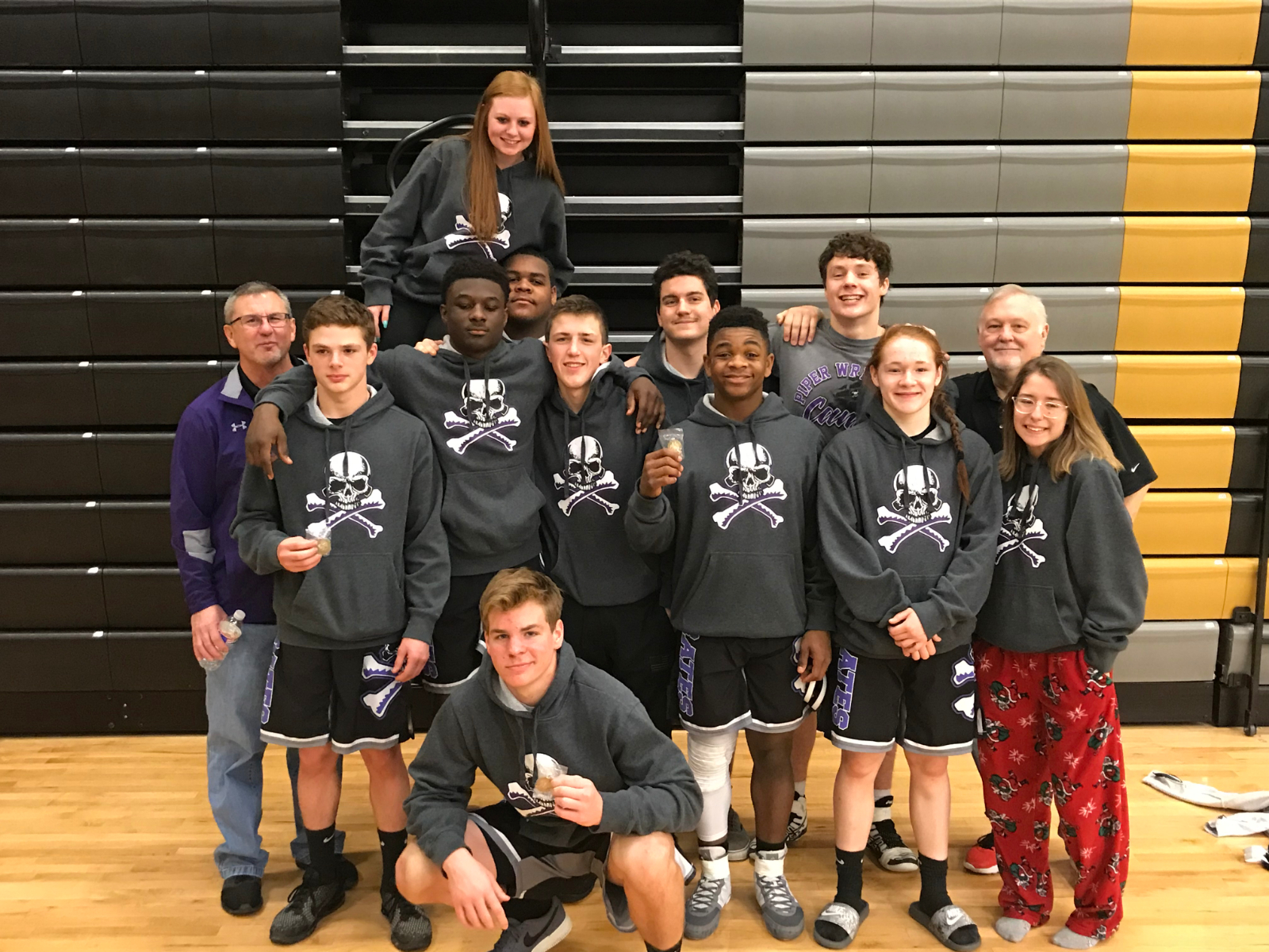 Piper Wrestling Sending 6 to State!!!